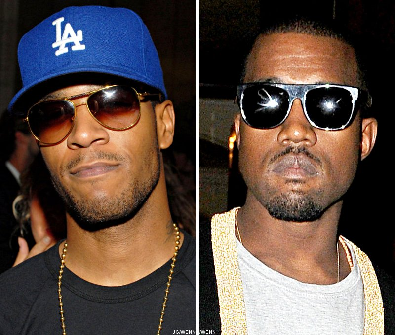 Kid Cudi's New Song 'Erase Me' Ft. Kanye West Hits Airwaves