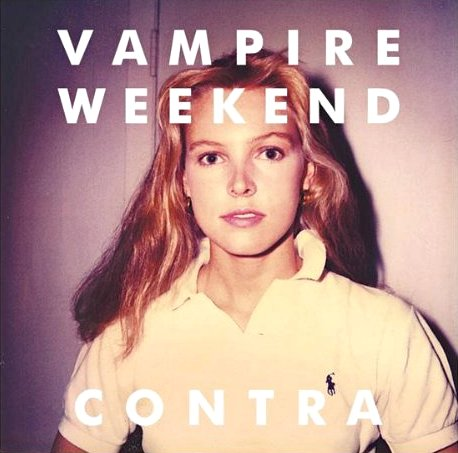 Vampire Weekend Sued for More Than $2 Million Over 'Contra' Cover Art