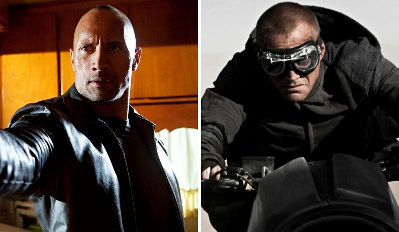 New Stills From The Rock's 'Faster' and Paul Bettany's 'Priest' Unleashed