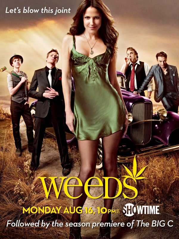 weeds season 5 shane. In the end of season 5, Shane