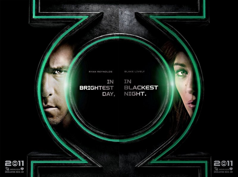 'Green Lantern' Character Posters Reveal the Protagonists and the Villains