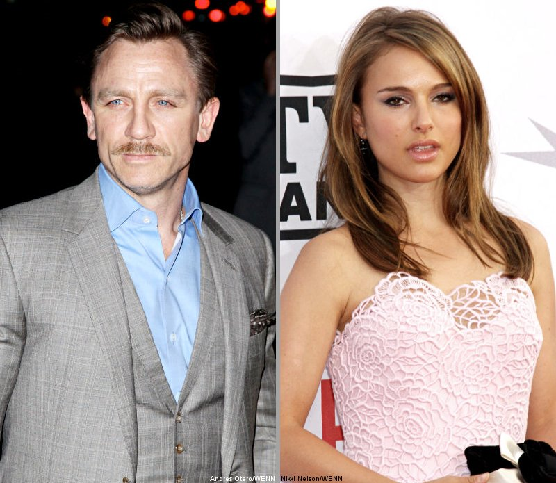 'Girl with the Dragon Tattoo': Daniel Craig Signs In, Natalie Portman Not