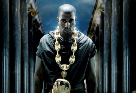 Kanye West  to Debut 'Power' Video Next Week, Revealing Teaser Picture