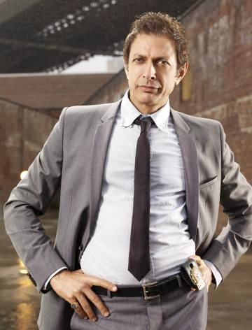 'Law and Order: CI' in Limbo, Jeff Goldblum Quits