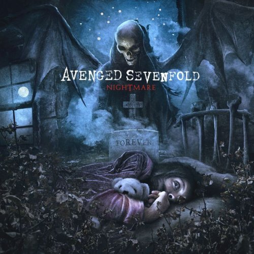 Avenged Sevenfold Knock Eminem Off Top Spot on Hot 200