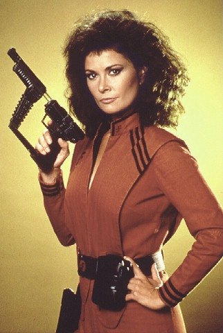 Original 'V' Star Jane Badler Cast as Anna's Mom