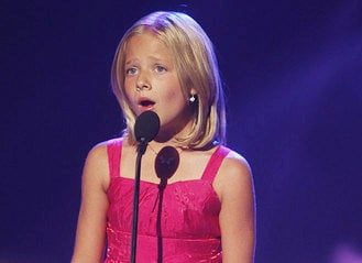 Video: Ten-Year-Old Jackie Evancho Amazed 'America's Got Talent'