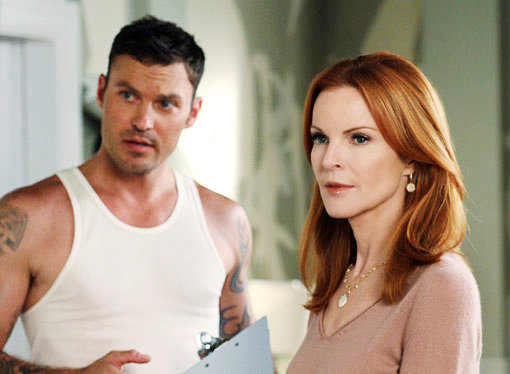 First Look: Brian Austin Green on 'Desperate Housewives'
