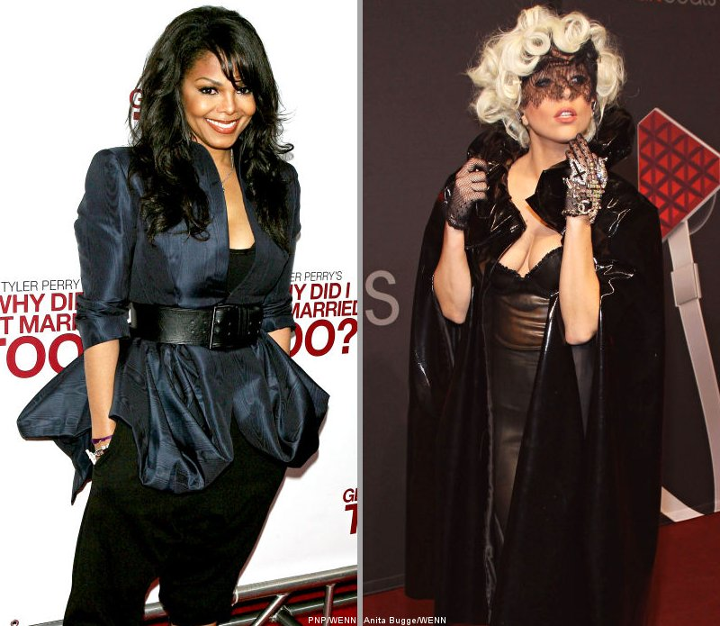 Janet Jackson Says She Spotted Lady GaGa First, Hoping to Duet With Her