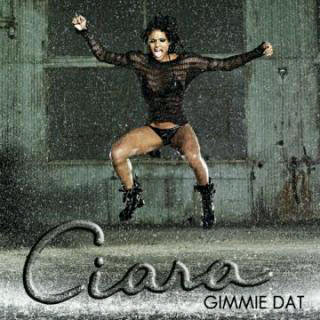 Ciara Changes 'Gimmie Dat' Cover Art, Dripping Wet in New Artwork