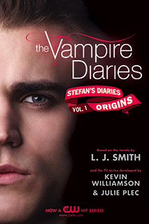 'Vampire Diaries' Prequel Book Cover and Synopses Revealed