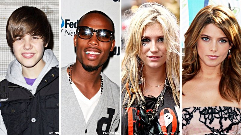 Justin Bieber, B.o.B, Ke$ha and Ashley Greene Added to MTV VMAs Line-Up