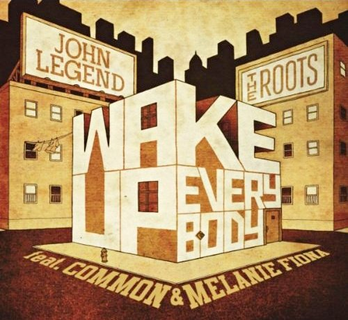 John Legend and The Roots Debut Music Video for 'Wake Up Everybody'