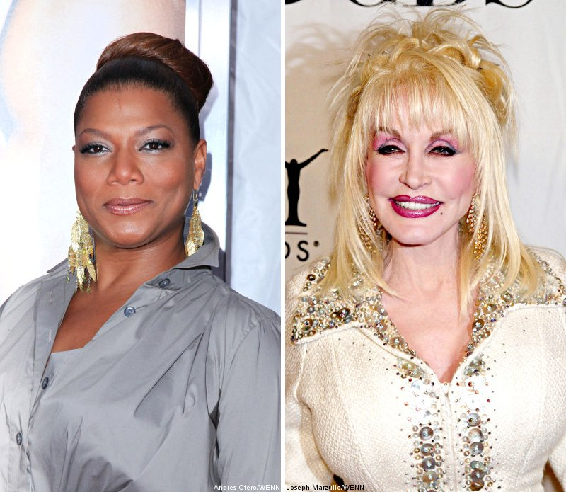 Queen Latifah and Dolly Parton Hired to Make 'Joyful Noise'