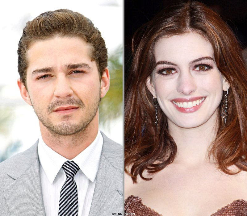 Shia LaBeouf and Anne Hathaway Are Forbes' Hollywood's Best Actors for the Buck