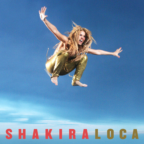 Shakira Unleashes Audio Stream and Cover Art for New Single 'Loca'