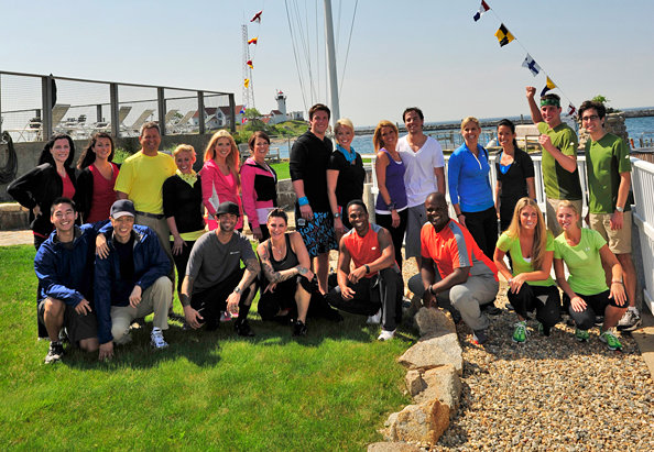 'Amazing Race 17' Cast Photos and Identities