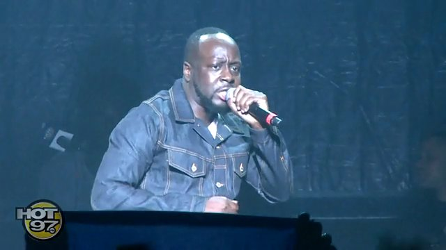 Video: Wyclef Jean Sings Sean Penn 'Too Busy Sniffing Cocaine' to See Him in Haiti