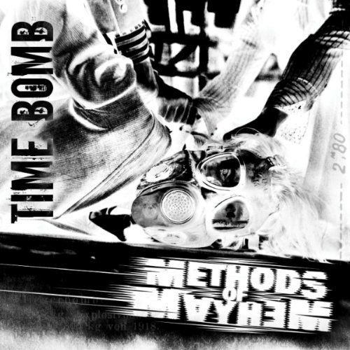 Methods of Mayhem's 'Time Bomb' Music Video Pops Out