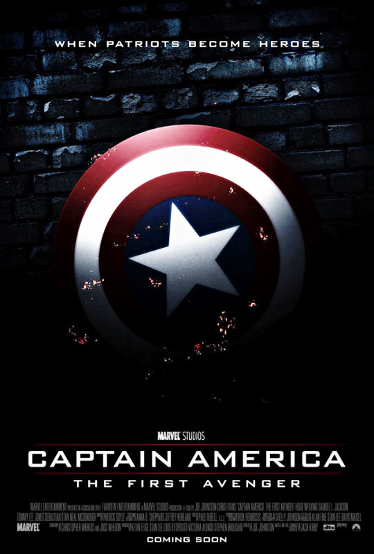 New Set Pics of 'Captain America' Reveal Full Costume and Hydra Agents