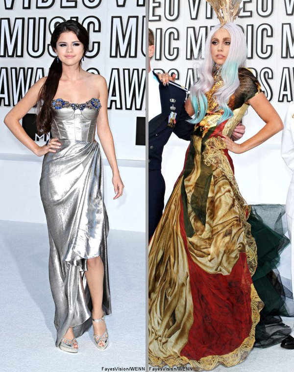 2010 MTV VMAs: Fashion Watch From the White Carpet