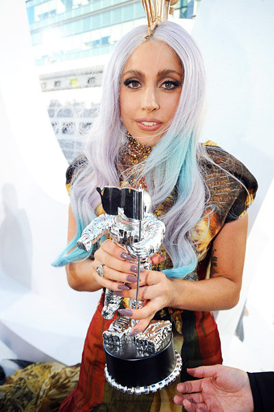 2010 MTV VMAs: Lady GaGa Wins Three Early Kudos