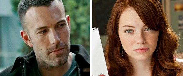 Ben Affleck's 'The Town' Wins Over Emma Stone's 'Easy A' at Box Office