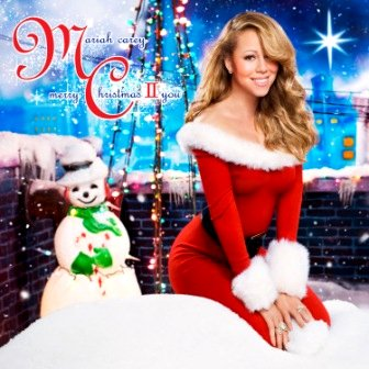 Mariah Carey Is Beautiful Santa in Cover Art of 'Merry Christmas II You'