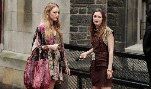 'Gossip Girl' 4.03 Preview: Blair and Serena's Cat Fight