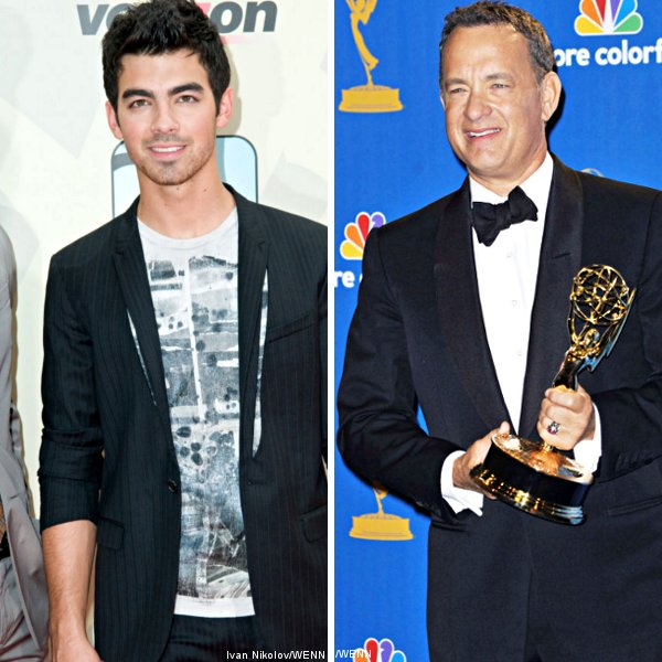 Joe Jonas Working With Tom Hanks on TV Show