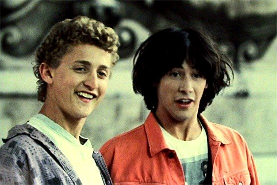 Alex Winter Confirms Plan to Make 'Bill and Ted 3'