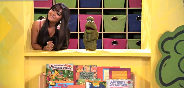 'Jersey Shore' Cast Appear on Racy 'Sesame Street' Spoof