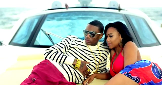 Soulja Boy Debuts 'Blowing Me Kisses' Music Video