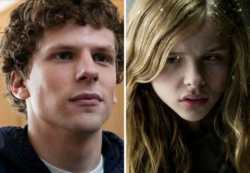 'The Social Network' Tops Box Office, 'Let Me In' Not Scary Enough
