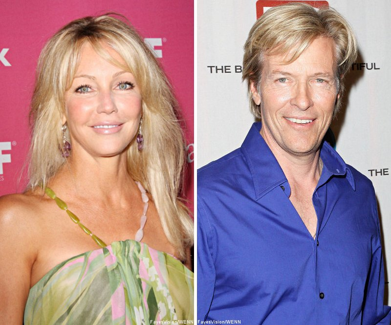 Heather Locklear Reportedly Engaged to Jack Wagner