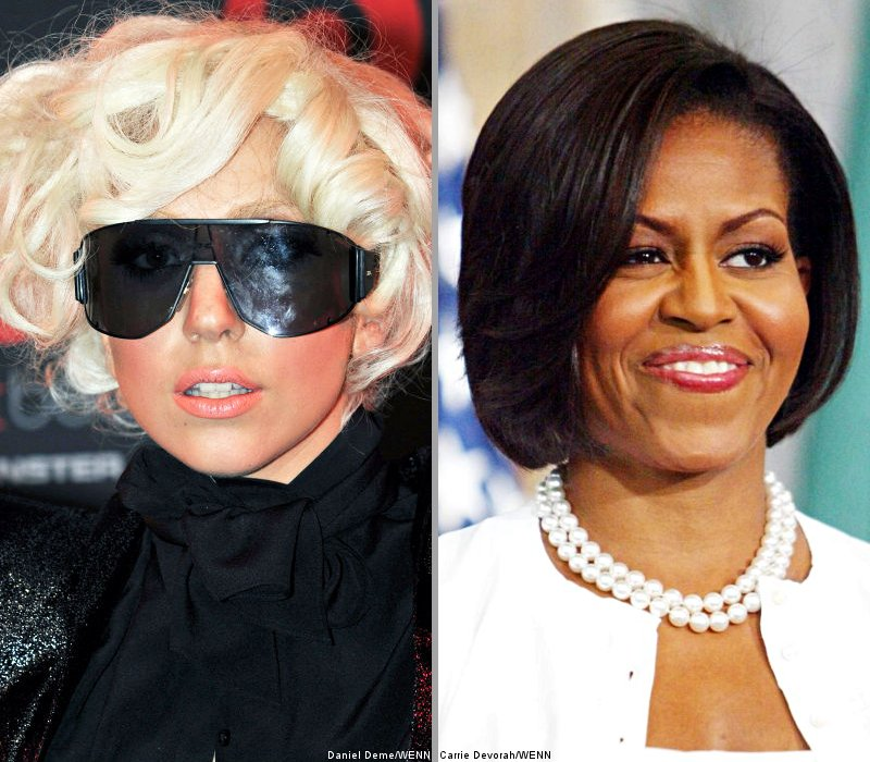 Lady GaGa Joins Michelle Obama as Forbes' World's 100 Most Powerful Women