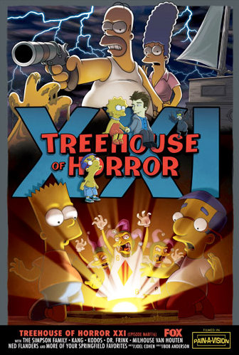 Preview of 'The Simpsons' Spoofing 'Twilight'