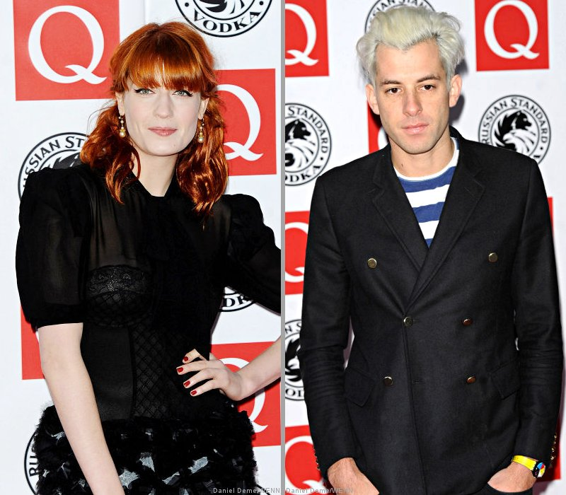 2010 Q Awards Winners List: Florence and the Machine, Mark Ronson and More