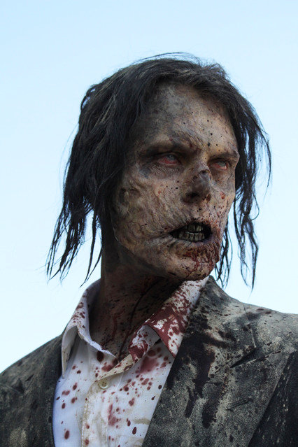 'The Walking Dead' Staging Worldwide Zombie 'Attack'