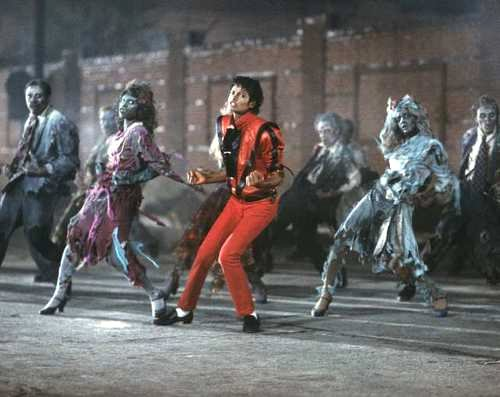 Studios Fight Over Movie Based on Michael Jackson's 'Thriller'