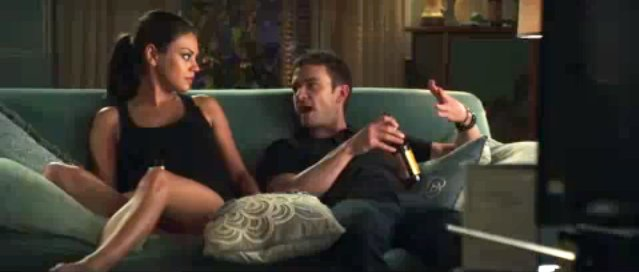 Justin Timberlake Sings While Having Sex in 'Friends with Benefits' Red Band Teaser