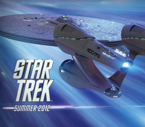 First Promo Pic for 'Star Trek 2' Emerges