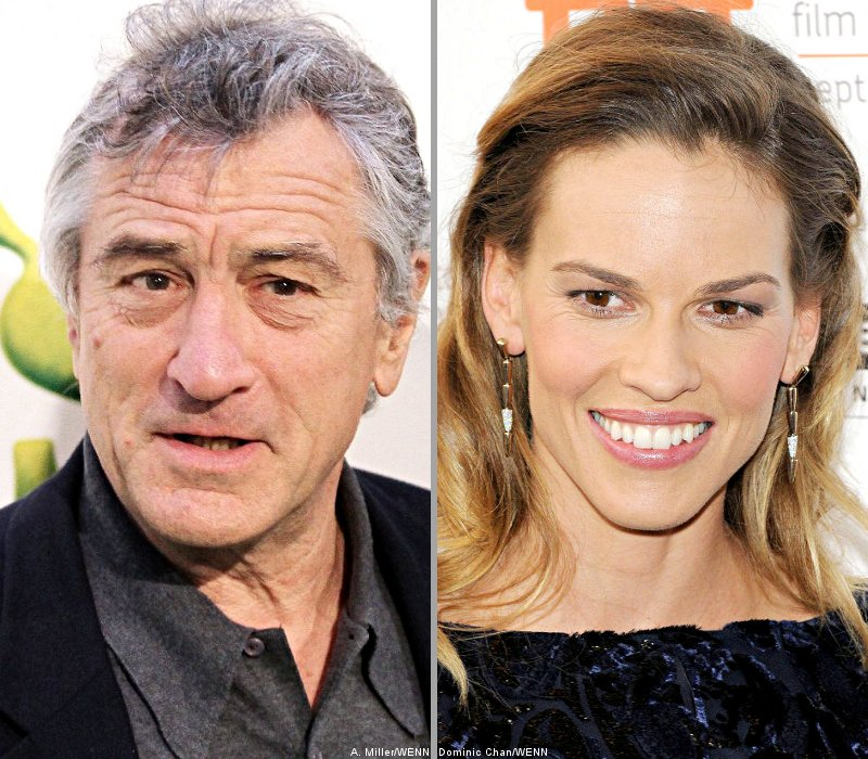 Robert De Niro, Hilary Swank and More to Celebrate 'New Year's Eve' Together