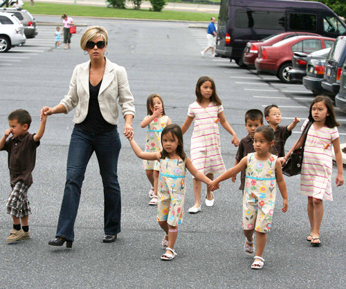 Expelled Kids Story Not Included on 'Kate Plus 8'