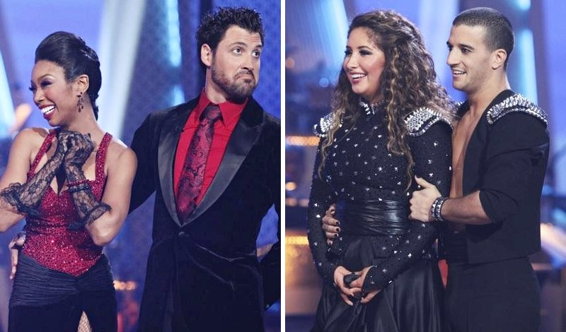 'DWTS': Brandy Eliminated, Bristol Palin Goes to Finale