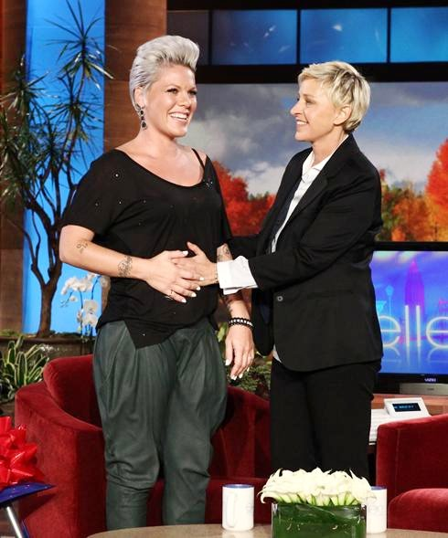 Confirming Pregnancy, Pink Reveals Possible Baby's Sex