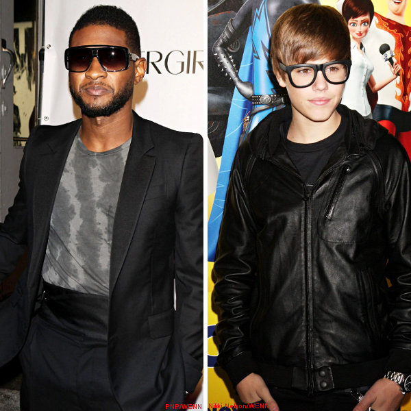 Usher Advises Justin Bieber Not to Fall in Love With Fans