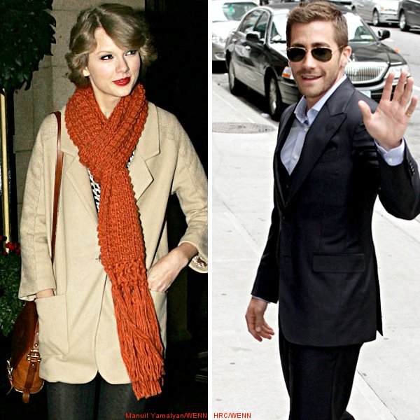 Taylor Swift and Jake Gyllenhaal Spotted Together in Her Hometown