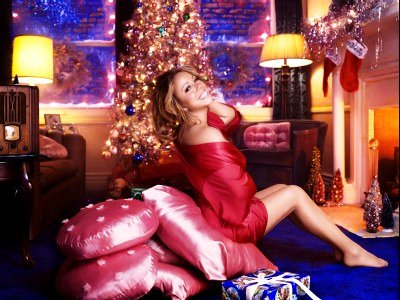 Video Premiere: Mariah Carey's 'O Come All Ye Faithful'