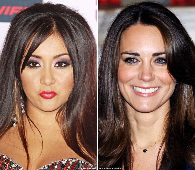 'Jersey Shore' and Kate Middleton Are 2010 Most Fascinating People